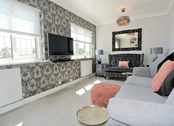 Thumbnail 2 bed flat for sale in Station Crescent, Ashford