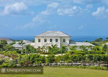 Thumbnail 6 bed villa for sale in Royal Westmoreland, Barbados, Caribbean