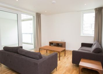 Thumbnail 3 bed flat to rent in Liberty Bridge Road, Olympic Park, London