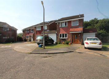 Thumbnail 3 bedroom link-detached house for sale in Aintree Road, Lordswood, Chatham, Kent