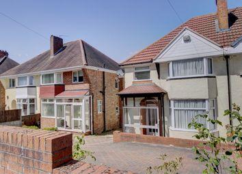 3 bed semi-detached house for sale in Groveley Lane, Longbridge, Northfield, Birmingham B31