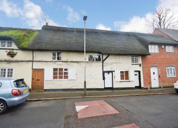 Thumbnail 2 bed cottage for sale in High Street, Evington, Leicester