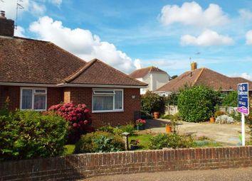 Thumbnail 2 bed bungalow for sale in Orchard Way, Bognor Regis, West Sussex