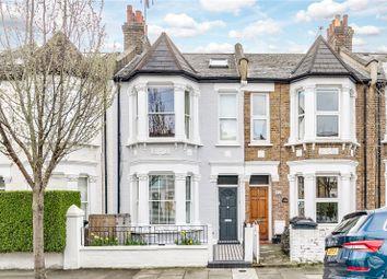 Thumbnail 3 bed terraced house for sale in Bridgman Road, London