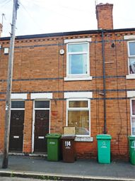 Thumbnail 2 bedroom terraced house to rent in Whittier Road, Sneinton, Nottingham