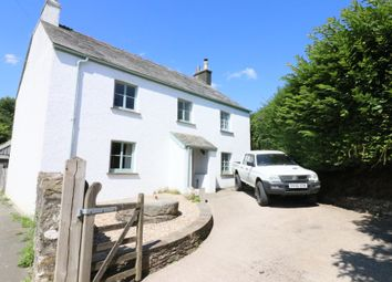 Thumbnail 4 bed detached house for sale in Duloe, Liskeard