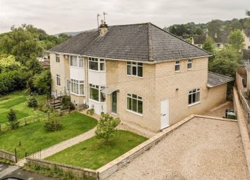 Thumbnail 4 bed semi-detached house to rent in Eagle Road, Batheaston, Bath
