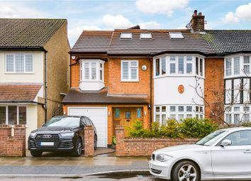 Thumbnail 4 bed semi-detached house to rent in Gordon Avenue, London