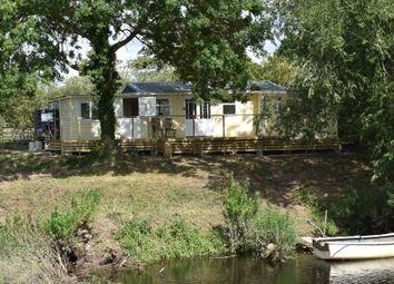 Thumbnail 2 bed detached bungalow for sale in Pinnington Feilds Townfeild Lane, Farndon