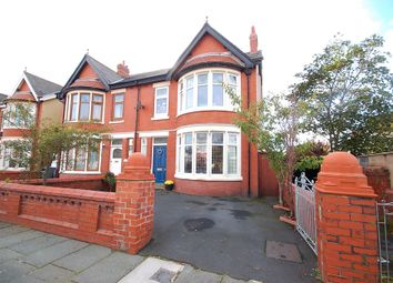 Thumbnail 4 bed semi-detached house for sale in Third Avenue, Blackpool