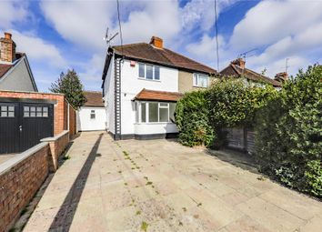 Thumbnail 3 bed semi-detached house for sale in Hillside Road, Earley, Reading, Berkshire