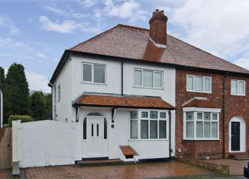 Thumbnail 3 bed detached house to rent in Baker Street, Chasetown, Burntwood