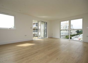 Thumbnail 2 bed flat to rent in Downhall Road, Kingston Upon Thames