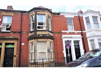 Thumbnail 3 bed flat for sale in Hazelwood Avenue, Newcastle Upon Tyne