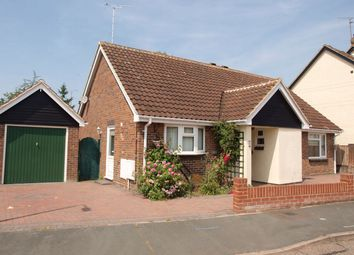 Thumbnail 3 bed detached bungalow to rent in Knights Road, Coggeshall, Essex