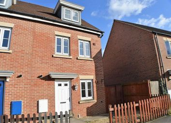 Thumbnail 3 bed property to rent in Leeming Walk Kingsway, Quedgeley, Gloucester