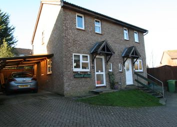 Thumbnail 2 bed semi-detached house to rent in Willow Walk, Tunbridge Wells