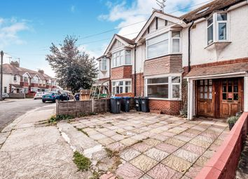Thumbnail 2 bed flat to rent in Normandy Road, Broadwater, Worthing