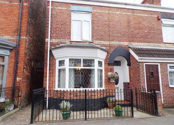 Thumbnail 3 bed end terrace house for sale in Blenheim Street, Hull