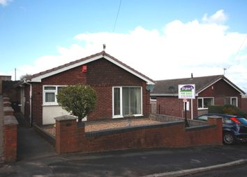 Thumbnail 3 bedroom detached bungalow for sale in Dee Close, Talke, Stoke-On-Trent