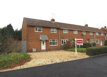 Thumbnail 2 bedroom end terrace house for sale in Bushbury Lane, Bushbury, Wolverhampton