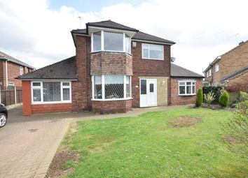 Thumbnail 4 bedroom detached house for sale in Rothbury Road, Scunthorpe