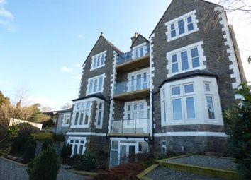 Thumbnail 1 bed flat for sale in Laurence House, Brynffynnon, Y Felinheli, Gwynedd