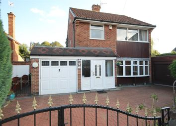 Thumbnail 3 bed detached house for sale in Kelstern Close, Nottingham