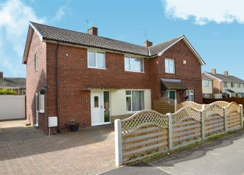 Thumbnail 3 bedroom semi-detached house for sale in Colston Gate, Cotgrave, Nottingham