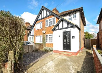 Thumbnail 3 bed semi-detached house for sale in Gresham Road, Hillingdon, Middlesex