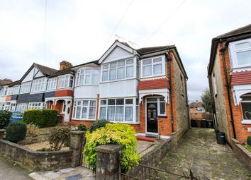 Thumbnail 3 bed end terrace house for sale in Cranston Gardens, London