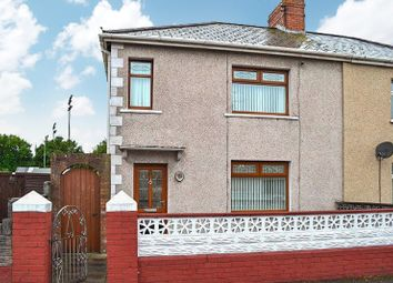 2 bed semi-detached house for sale in Ruskin Avenue, Port Talbot, Neath Port Talbot. SA12