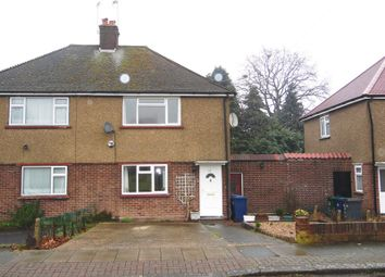 Thumbnail 2 bedroom semi-detached house for sale in Armstrong Crescent, Cockfosters, Barnet