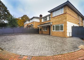 Thumbnail 5 bed detached house for sale in Sharpe Close, Penylan, Cardiff