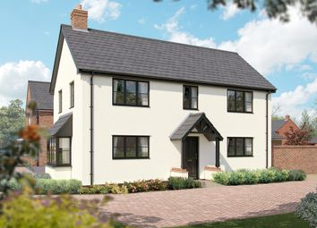 "Thumbnail 4 bed detached house for sale in ""The Montpellier"" at North End Road, Steeple Claydon, Buckingham"