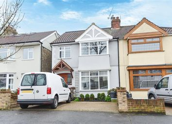 Thumbnail 4 bed semi-detached house for sale in Wayside Avenue, Hornchurch