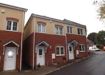 Thumbnail 2 bed semi-detached house for sale in Wagon Lane, Solihull, West Midlands