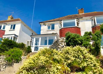 Thumbnail 3 bed semi-detached house to rent in Warren Road, Brighton