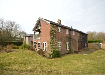 Thumbnail 4 bed semi-detached house to rent in Farley Farm House Farley Street, Nether Wallop, Stockbridge