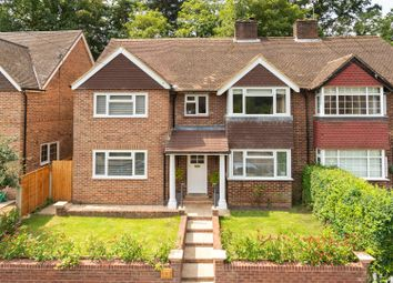 Thumbnail 4 bed property for sale in Locke King Road, Weybridge