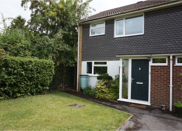 Thumbnail 3 bedroom end terrace house to rent in Tyler Close, Reading
