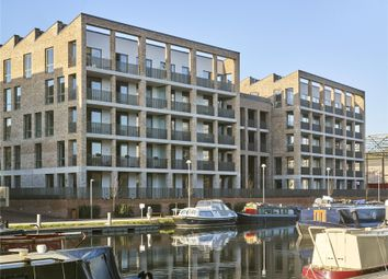 Thumbnail 1 bed flat for sale in Keelson Gardens, Brentford