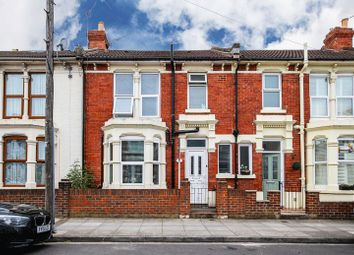 Thumbnail 3 bedroom terraced house for sale in Dover Road, Portsmouth