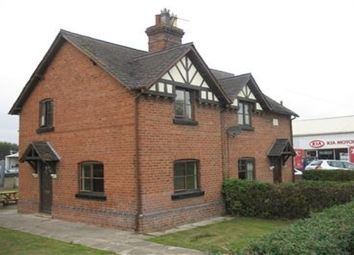 Thumbnail 2 bed cottage to rent in Whitchurch Road, Milton Green, Chester