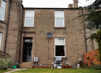Thumbnail 3 bedroom terraced house for sale in Nelson Terrace, Dundee