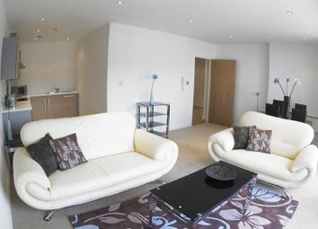 Thumbnail 2 bed flat for sale in Waterside Apartments, St James Court, Accrington