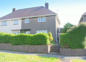 Thumbnail 3 bed semi-detached house for sale in Heol Y Llwyni, Garth, Maesteg