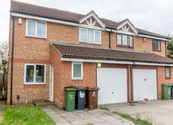 Thumbnail 4 bed town house for sale in Clemence Road, Dagenham