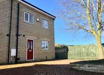 Thumbnail 5 bed semi-detached house for sale in Riverwood Close, Mixenden, Halifax