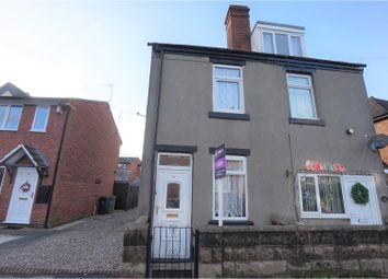 Thumbnail 2 bed semi-detached house for sale in Cressett Lane, Brierley Hill